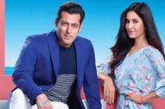 ْسلمان خان اور کترینہ کیف فلم ''بھارت'' کے تیسرے شیڈول کی عکس بندی ..