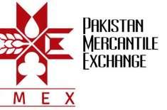 مرکنٹائل ایکس چینج میں 9.405 ارب روپے کے سودے