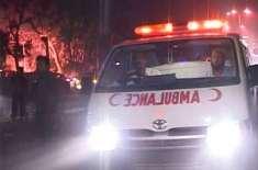 تحریک انصاف کے رہنما قاتلانہ حملے میں جاں بحق