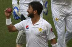 Yasir Shah breaks the 82-year-old record for quickest bowler to 200 Test wickets