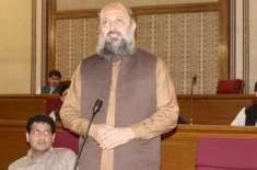 سی پیک بلوچستان اور پاکستان کی ترقی کا منصوبہ ہے ،