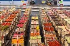 گزشتہ مالی سال 2017-18ء کے دوران غذائی مصنوعات کی قومی درآمدات میں 0.68 ..