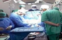 کراچی کے ادارہ امراض قلب میں مصنوعی دل لگانے کا تجربہ ناکام