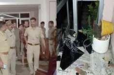 بھارت، جونیئر ڈاکٹرز کی ہوٹل میں توڑ پھوڑ اور ہنگامہ آرائی،9 ڈاکٹر ..