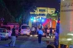 شارجہ کے ایک گھر میں آگ بھڑک اُٹھی، دو افراد ہلاک