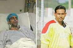 سابق ہاکی اولمپیئن منصور احمد کی حالت پھر بگڑ گئی