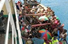 تنزانیہ میں مہاجرین سے بھری کشتی جھیل میں ڈوب گئی ، 136 افراد ہلاک