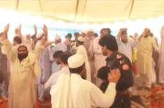 جماعت اسلامی کے جلسے میں حادثہ پیش آ گیا