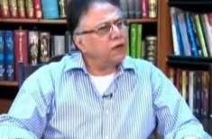 معروف صحافی حسن نثار نے نواز شریف اور مریم نواز کو رہا کرنے کی حمایت ..