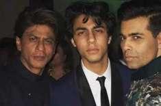 شاہ رخ خان کے بیٹے آریان خان کی 21 ویں سالگرہ،کرن جوہر کی مبارک باد