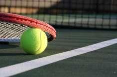 انٹرنیشنل جونیئر ٹینس چیمپیئن شپ ٹو کے سیمی فائنل مقابلے کل ہوں گے