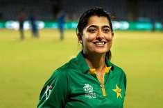 Sana Mir's leg-break delivery voted as Play of Women's World T20 2018