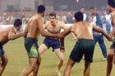 فیصل آباد گولڈ کپ کبڈی ٹورنامنٹ کا فائنل شیر پنجاب کلب نے جیت لیا