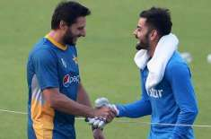Virat Kohli equals Shahid Afridi's record The Indian captain set the record for winning the Man of the Match award
