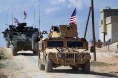 شام میں ایرانی خطرے کے خاتمے تک فوج واپس نہیں بلائیں گے، امریکا