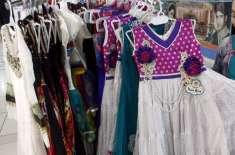ملبوسات کی درآمدات میں اگست کے دوران 7.28 فیصد اضافہ