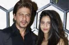 شاہ رخ خان بیٹی کو سانولا کہنے والوں پر برہم