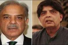 شہباز شریف اور چودھری نثار علی خان کے انتخاب میں شرکت کے خلاف اسلام ..