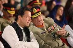عمران خان اور پاک فوج کا ایک پیج پر ہونا بھارت کے لیے دو دھاری تلوار ..