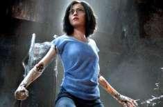 سائنس فکشن فلم''الیٹا؛بیٹل اینجلس''کا نیاٹریلر جاری کردیاگیا
