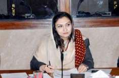 Marvi Memon calls opposition alliance pure hypocrisy