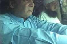 نواز شریف مولانا جمیل کے ساتھ ڈرائیونگ سیٹ پر بیٹھ کر کیا تاثر دینا ..
