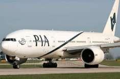 پی آئی اے کا مسقط اور شارجہ کیلئے ایک برس سے زائد عرصہ سے معطل پروازیں ..