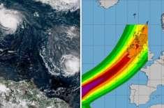 برطانیہ میں 'علی' طوفان کی آمد سے خطرہ