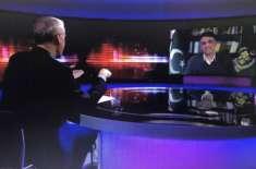 بی بی سی کو وفاقی وزیر خزانہ اسد عمر کے انٹرویو کا حصہ حذف کرنے پر تنقید ..
