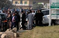 سیکورٹی ادارے لیگی کارکنوں کو چکمہ دینے میں کامیاب