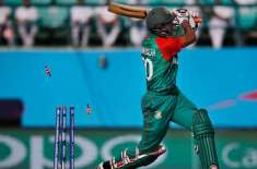 محموداللہ کی ناقابل شکست سنچری، بنگلہ دیش کی آخری ٹیسٹ میں پوزیشن مستحکم