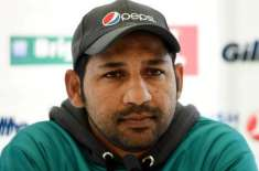 This is a good wake-up call before the super fours: sarfraz ahmed