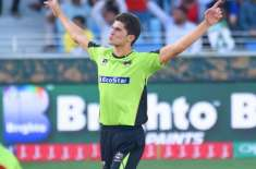 shaheen afridi complete father,s wish to take shahid afridi,s wicket: riaz afridi