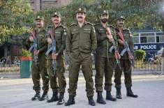 حکومت پنجاب کا صوبائی پولیس میں بڑے پیمانے پر اصلاحات لانے کا فیصلہ