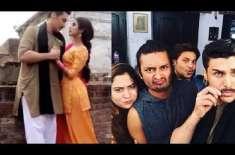 اداکاراحسن خان اور سونیا حسین کی نئی ڈرامہ سیریل ''آنگن ''عنقریب ..