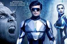 فلم 2.0 کا باکس آفس پر شاندار بزنس، سات دن میں سوا چھ سوکروڑ کمالیے
