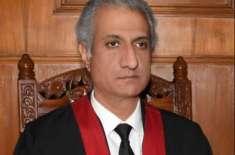 بلوچستان اسمبلی ، سپریم کورٹ کے جسٹس اعجاز الحسن کے گھر پر فائرنگ کے ..