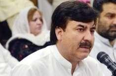 وزیراعلی محمود خان بااختیار ہیں تمام تر فیصلے خود کرتے ہیں،شوکت یوسفزئی