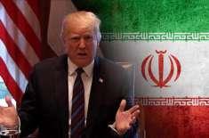 ایران سے مذاکرات کیلئے تیار ہیں،پہل تہران کرے، امریکہ