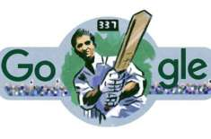 Google pays tribute to 'Little Master' Hanif Mohammad