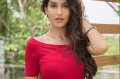 نورا فتیحی فلم ''بھارت'' میں بھی سپیشل گانے پر ڈانس کریں گی