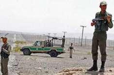 ایرانی فورسز کی پاکستانی حدود میں فائرنگ