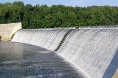 آبی ذخائر میں پانی کی آمد و اخراج کی صورتحال