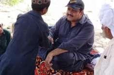 نامزد وزیر اعلیٰ پنجاب عثمان بزادر نے سادگی کی اعلیٰ مثال قائم کردی