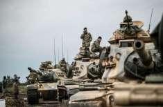 شام کے شہر عفرین پر قبضے کے لیے ترکی نے کوششیں تیز کردیں