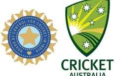 بھارت اور آسٹریلیا کے مابین ٹی ٹونٹی سیریز، پاکستان کی ٹاپ پوزیشن ..