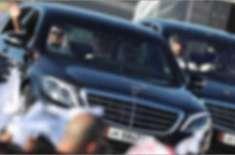 سیف الرحمان کی تحویل سے برآمد ہونے والی گاڑیاں قطری سفارتخانے کی نکلیں