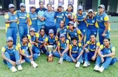 سری لنکا اور انگلینڈ ویمن ٹیموں کے درمیان دوسرا ٹی ٹونٹی انٹرنیشنل ..