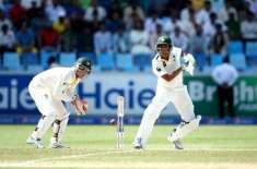 پاکستان اور آسٹریلیا کے درمیان ابوظہبی میں کھیلے جا رہے سیریز کے دوسرے ..