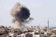 شام کو کیمیائی ہتھیار فراہم کرنے والے ملک سے متعلق امریکہ کا تہلکہ ..